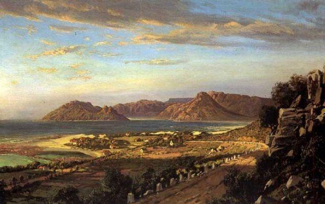 Landscape, by Tinus de Jongh