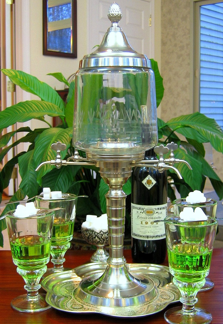 how to get real absinthe
