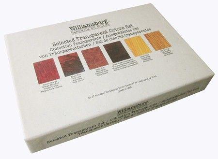 Williamsburg Selected Color sæt