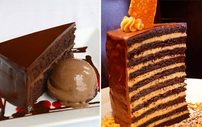 Where to Eat Chocolate Cake in New York