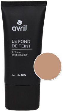 Avril Fond de Teint Bio   Ecco Verde
