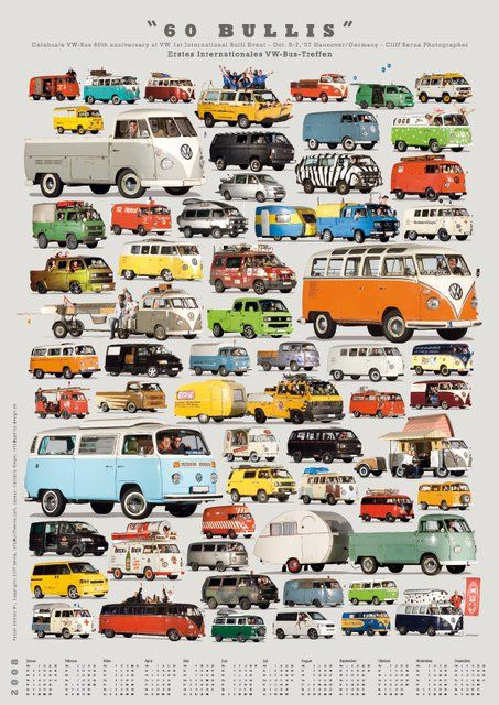 Fancy - Volkswagen Bully poster