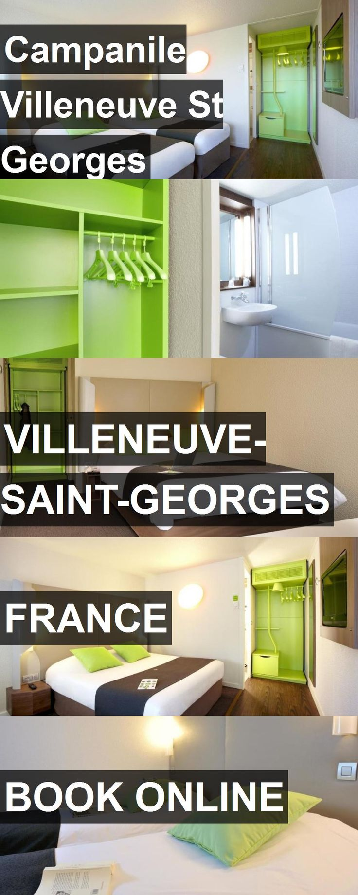 Hotel Campanile Villeneuve St Georges in Villeneuve-Saint-Georges, France. For more information, photos, reviews and best prices please follow the link. #France #Villeneuve-Saint-Georges #CampanileVilleneuveStGeorges #hotel #travel #vacation
