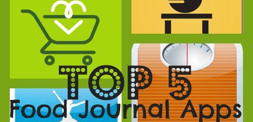Top 5 Food Journal Apps