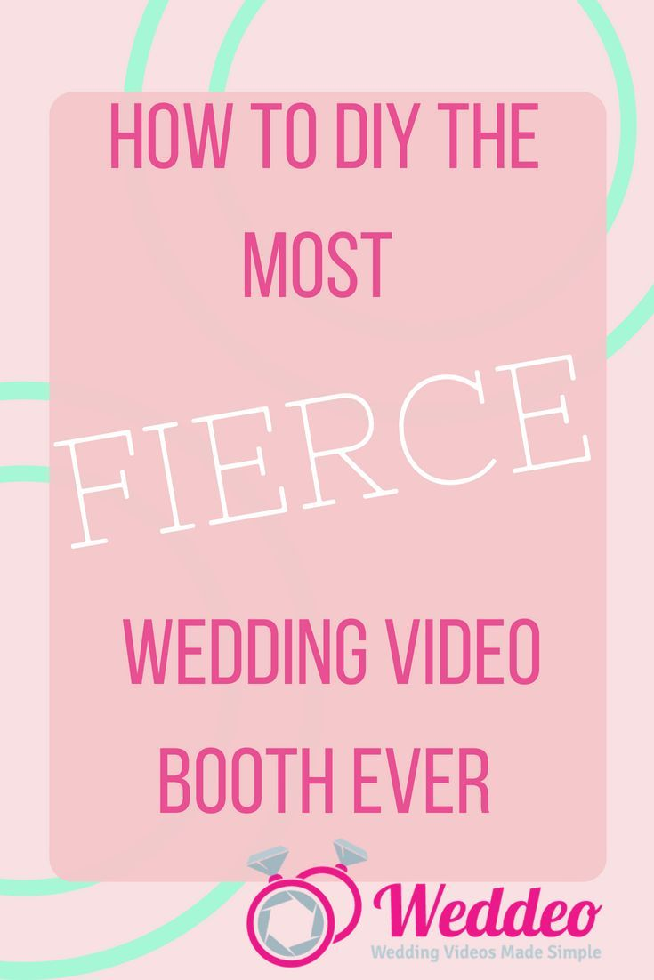 Diy Wedding Photo Booth Ideas Getweddeo Com Wedding Video Booth Video Booth Booth Wedding