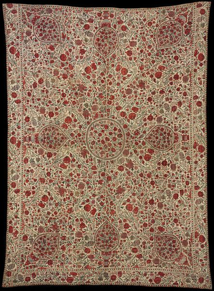 Quilt from coastal India ca. 1700 Palampore | V&A Search the Collections