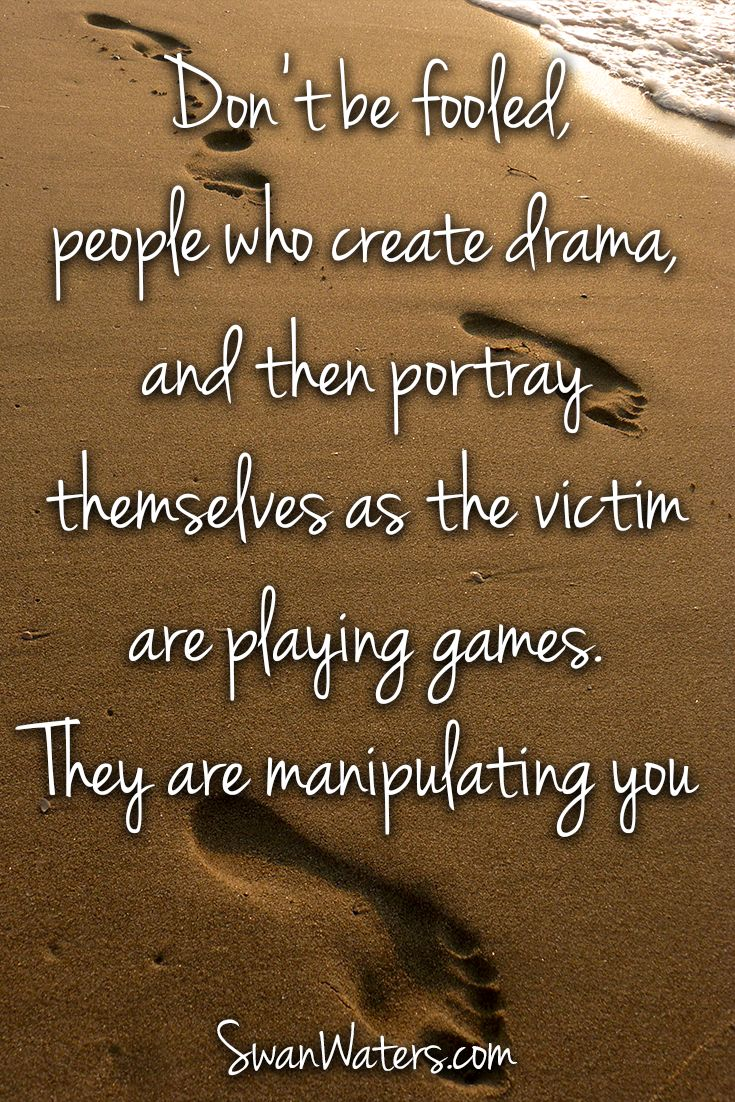 That is so true for my parents, my mother especially. Playing the victim card is essentially playing to someone's guilt. The number of times she exclaimed: it must me horrible to be my daughter! Of course my sisters or I would immediately give in on whatever the argument was, and assure her she was a wonderful mother.    Toxic people like narcissists and sociopath use emotional blackmail and manipulation to control their targets.
