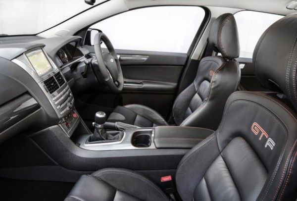 2014 FPV GT-F 351 Interior