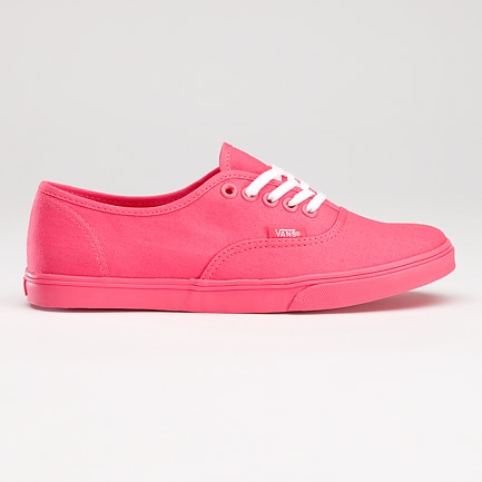All-pink Vans Lo Pro <---- Oh, <3s this!!!!!!!!