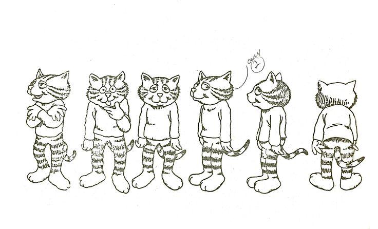 """""""Fritz the cat"""" de Ralph Bakshi, d'après Robert Crumb"""