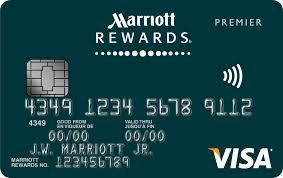 Marriott Rewards Premier Credit Card: Sleep Free Canada! No Foreign Transaction Fees! #Visa