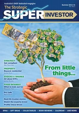 #magazine #australia #sydney #newspaper -   The Strategic Super Investor is a national quarterly magazine for investors, those who manage their own superannuation and professionals in the SMSF industry. The core content is quality finance journalism