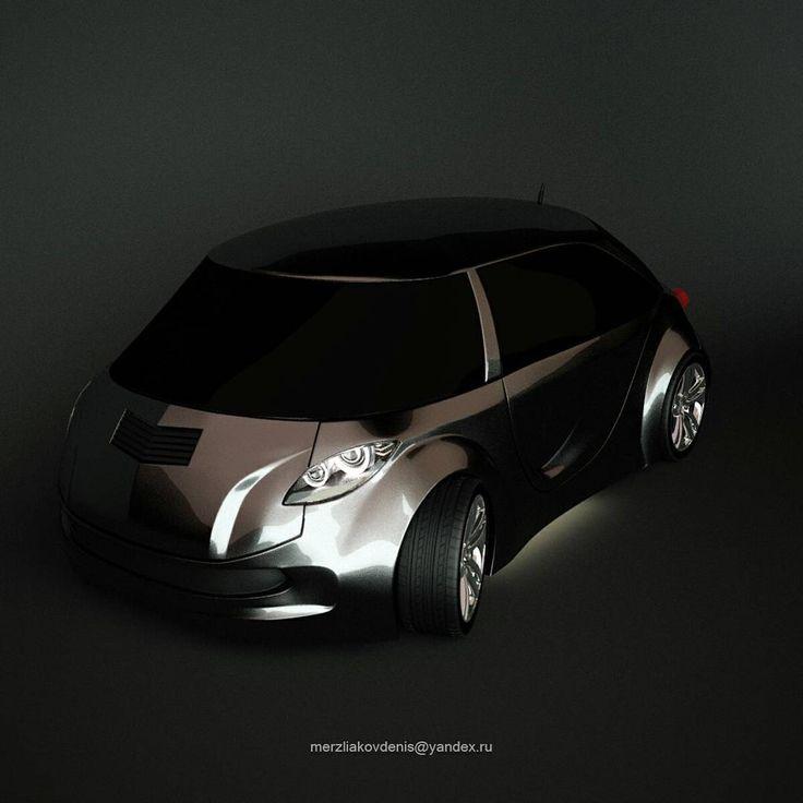 5 отметок «Нравится», 1 комментариев — мерзляков (@denismerzliakov) в Instagram: «#design #3d #model #art #concept #3dprinting #workout #car #automobile #dark #black #manufacturing…»
