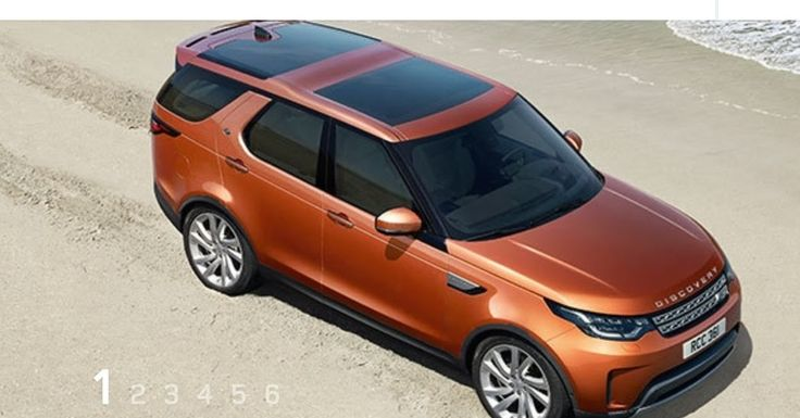 2017 Land Rover Discovery Leaks Online #Land_Rover #Land_Rover_Discovery