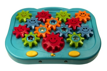 Spinning Gears and Cogs switch adapted toy. £52.80