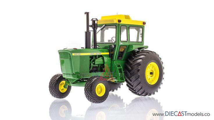 Ertl 1:16 John Deere 6030 Tractor Precision Elite 2 Collection