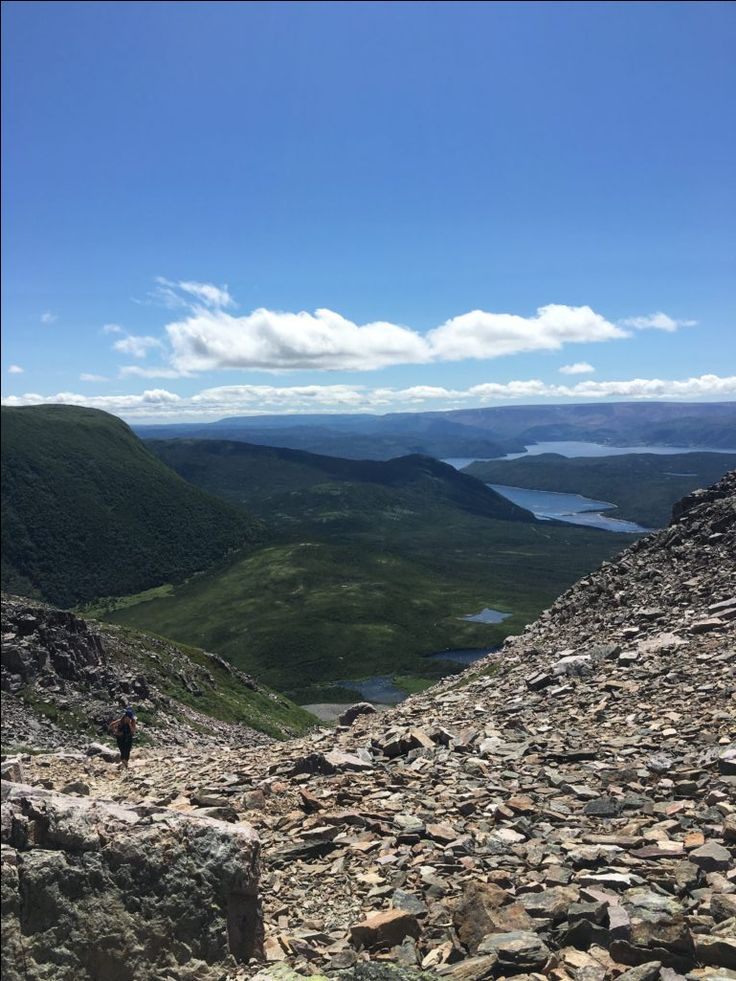Gros Morne Mountain Hike - LeaBelle
