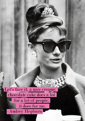 Oh, Audrey Hepburn....you and I would have been best friends ;)