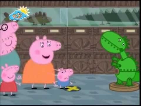 Peppa pig cochon fran ais l 39 anniversaire de george - Peppa pig cochon en francais ...