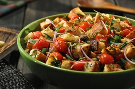 DelishSummer Side Dishes, Rogers Mook, Breads Salad, Salad Recipes, Pine Nut, Side Dish Recipes, Cookingchanneltv Com, Cooking Channel, Nut Breads