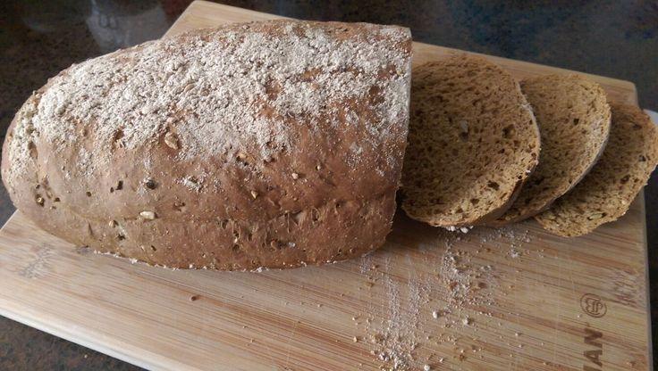 Vers brood gebakken.