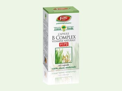 B Complex Vitamine Fares  http://herbashop.ro/b-complex-vitamine-naturale-fares-60-cps