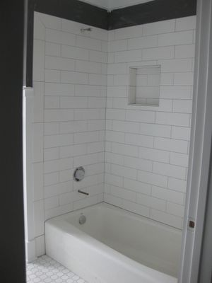 17 Best Images About Bathrooms On Pinterest Grey