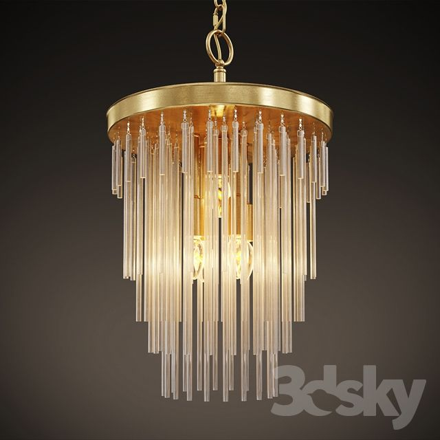 GRAMERCY HOME - FREDERIC CHANDELIER CH116-5-BRS