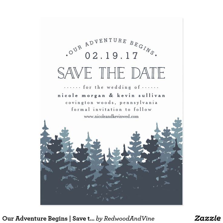 """Our Adventure Begins 