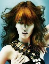 Long  Fringe Hairstyle by Karine Jackson