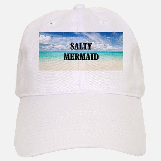 407903f2 Umsted Design Salty Mermaid Baseball Cap for | Hats | Pinterest | Baseball  cap, Cap and Trucker hats