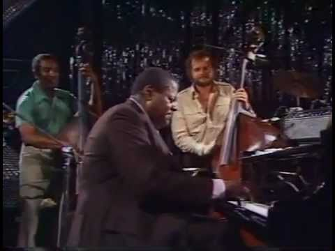 Oscar Peterson with Ray Brown and Niels-Henning Ørsted Pedersen - There ...