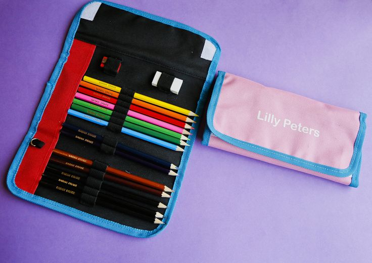 Personalised Pencil Cases