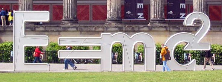 Relativity3 Walk of Ideas Berlin - Äquivalenz von Masse und Energie – Wikipedia