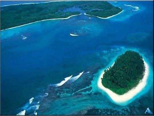 #mentawai island west of #Sumatra in the Indian Ocean