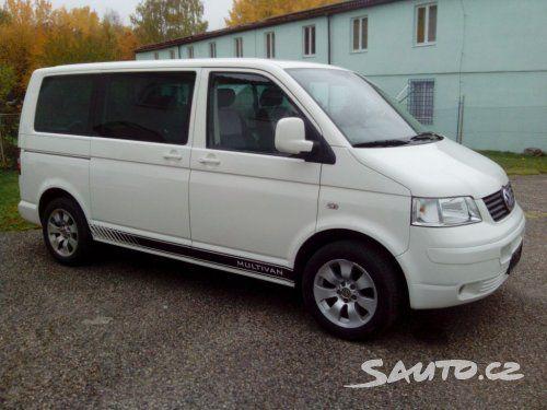 Volkswagen Multivan 2.5 TDI, 4 motion,Startline, - Sauto.cz