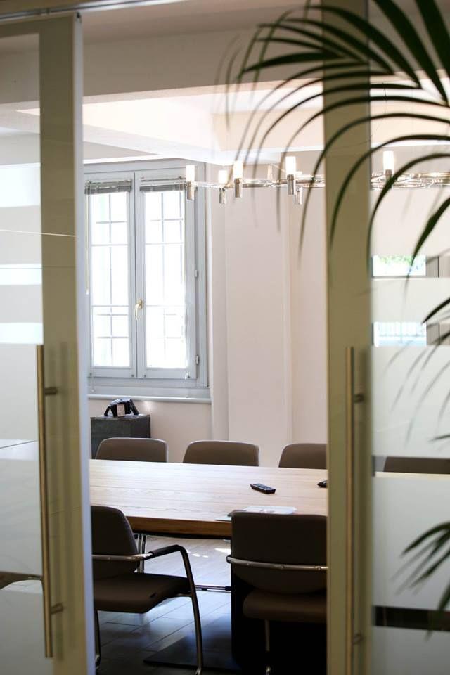 New PPI&PARTNERS headquarters. Interior design by Tiziano Ferri/CCDP. Photo courtesy Giorgio Paterlini