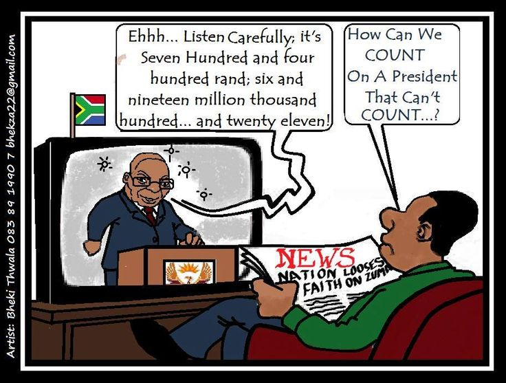 Can we count on Zuma? Bheki explains why we can't.