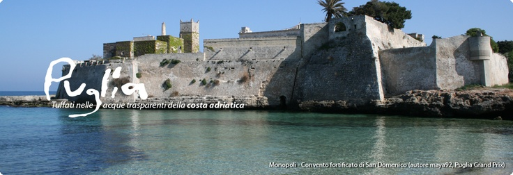 Puglia region in southeast Italy -- looks incredible (thanks for the reco @Jess B )