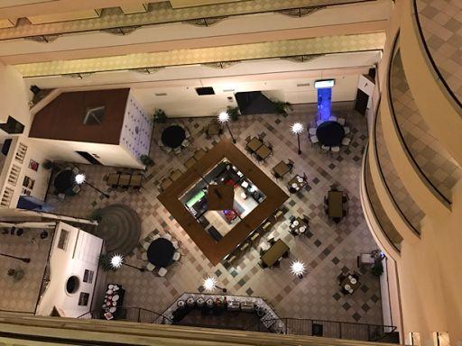 Hotel Review: Atrium Hotel Manila