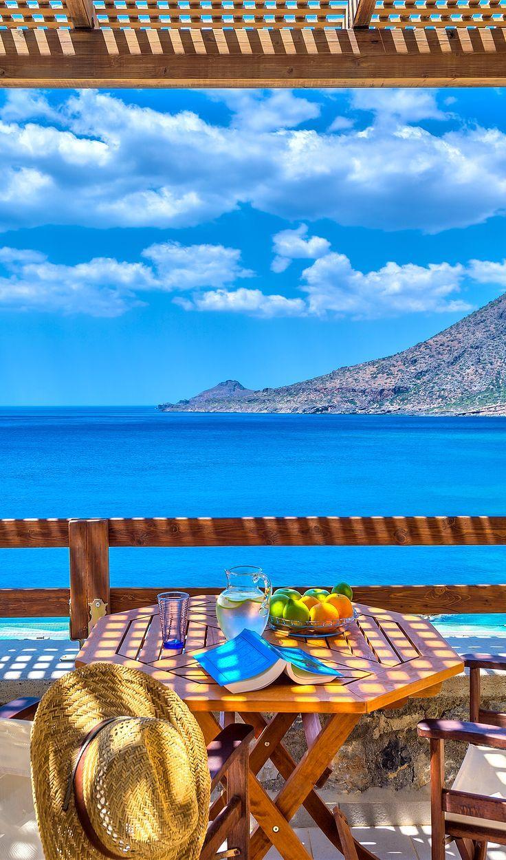 Summer in Crete | re-pinned by http://www.wfpblogs.com