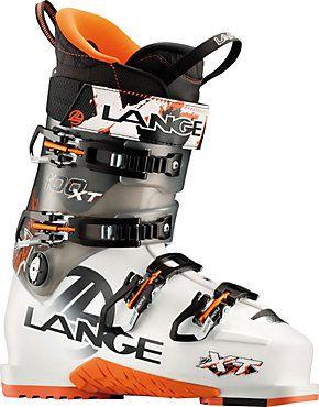 Lange XT 100 Ski Boot - Men's 2013/2014 $390