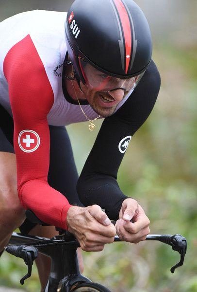 Fabian Cancellara wins Men's Individual Time Trial Rio Olympic Games 2016 / AFP