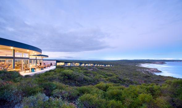 Southern Ocean Lodge KI
