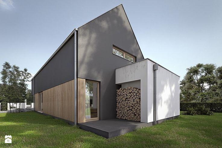 Domy styl Nowoczesny - zdjęcie od CONDE konrad idaszewski architekt