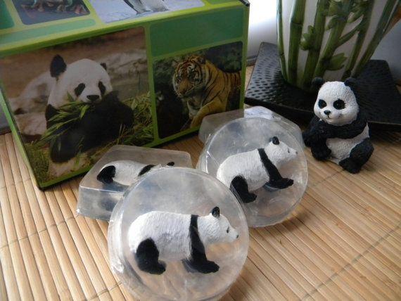 Savon de Panda / Panda cotillons / Safari Ltd toy savon