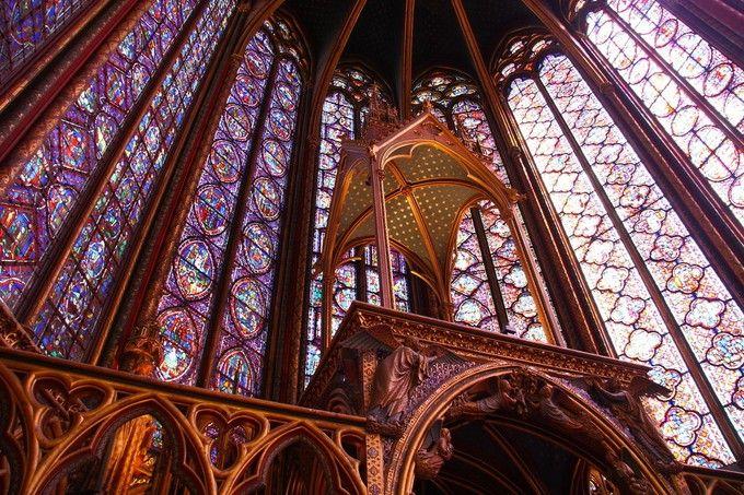 息をのむ美しさ!「ステンドグラス」が美しい世界の教会8選