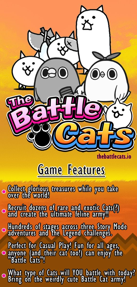The Battle Cats Download In 2020 Kitty Games Game Download Free Battle