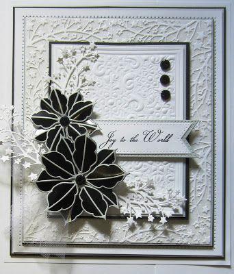 #creativeexpressions #craftdies #suewilson   CED3008 Classic Poinsettia   CED3040 Classic Poinsettia Open Petals