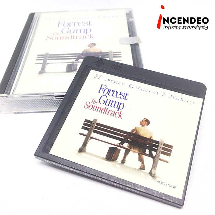 Forrest Gump, The Soundtrack Mini Disc (1994). #sony #music #motionpicture #forrestgump #soundtrack #original #american #classics #minidisc #md #audio #collection #collectibles #incendeo #infiniteserendipity #索尼 #米你光碟 #收藏 #原声碟 #音乐 #老歌